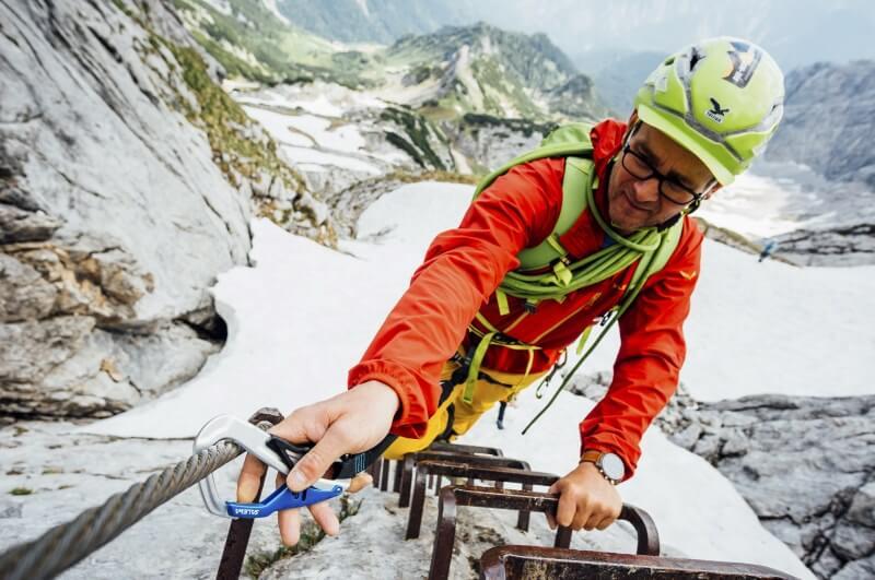 Klettersteig Near Munich : Alpine trekking & via ferratas close to munich unique germany